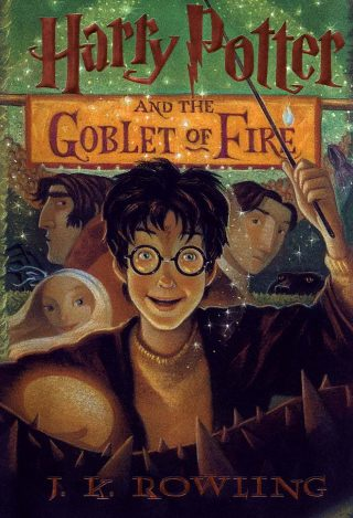 Harry Potter and the Goblet of Fire – J. K. Rowling [kindle] [mobi]