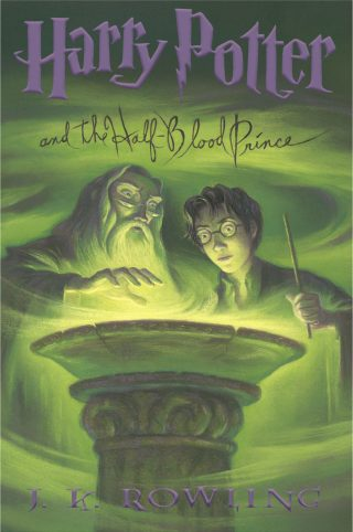 Harry Potter and the Half-Blood Prince – J. K. Rowling [kindle] [mobi]