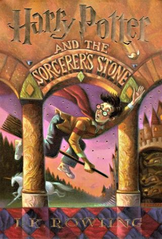 Harry Potter and the Sorcerer's Stone – J. K. Rowling [kindle] [mobi]
