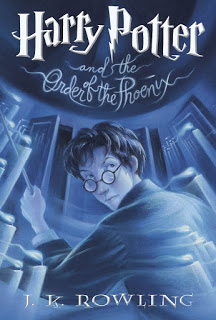 Harry Potter and the Order of the Phoenix – J. K. Rowling [kindle] [mobi]