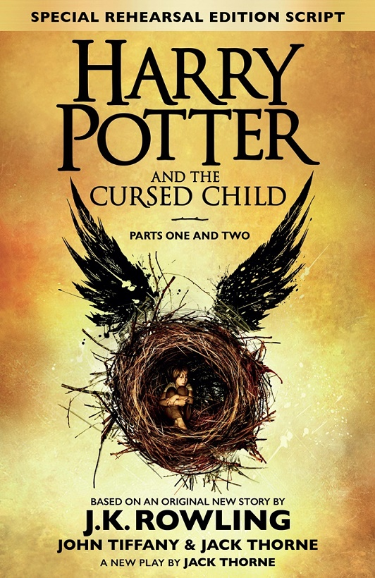 Harry Potter and the Cursed Child - J. K. Rowling [kindle] [mobi]