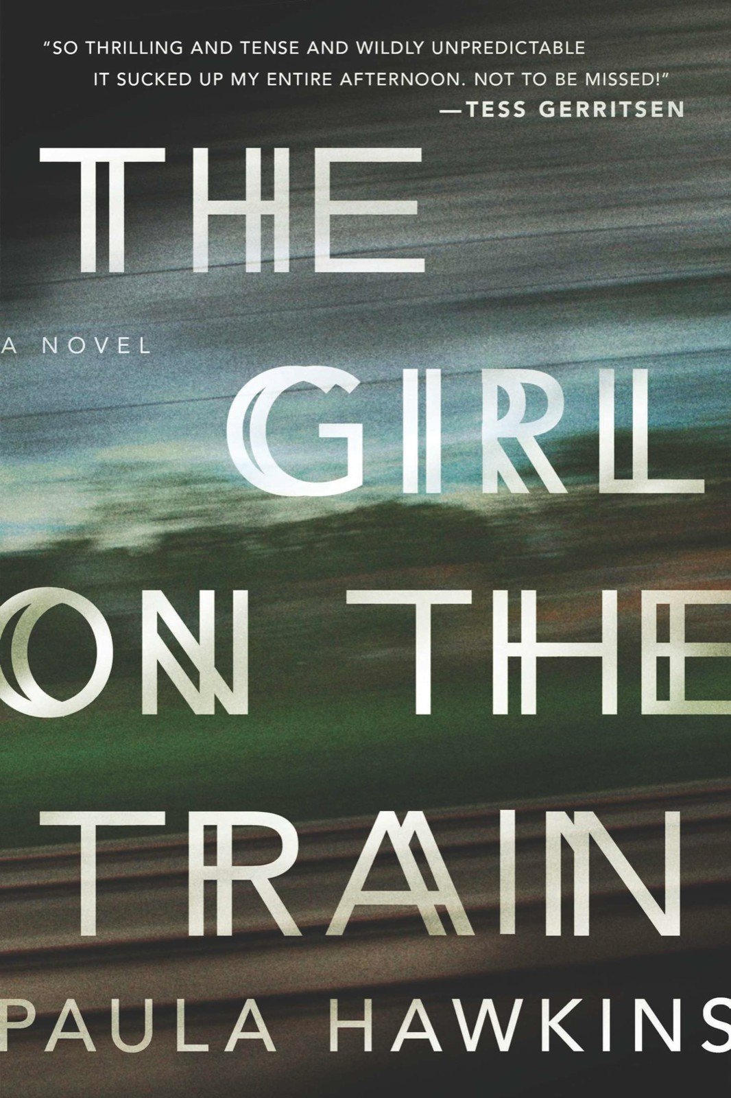 The Girl on the Train: A Novel - Paula Hawkins [kindle] [mobi]