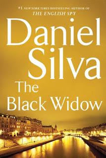 The Black Widow – Daniel Silva [kindle] [mobi]