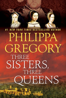 Three Sisters, Three Queens – Philippa Gregory [kindle] [mobi]