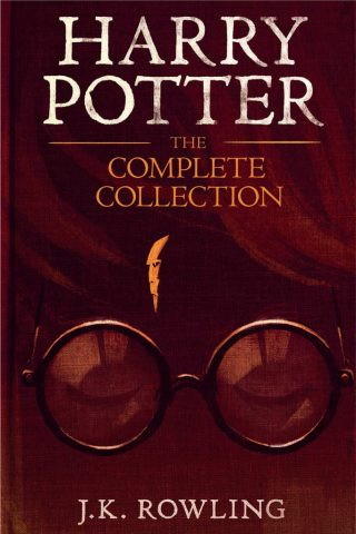 Harry Potter: The Complete Collection – J. K. Rowling [kindle] [mobi]