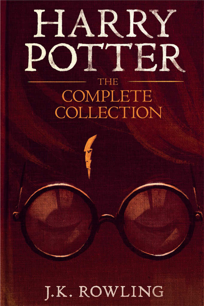 Harry Potter: The Complete Collection - J. K. Rowling [kindle] [mobi]