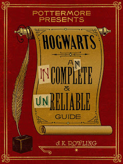 Hogwarts: An Incomplete and Unreliable Guide – J. K. Rowling [kindle] [mobi]
