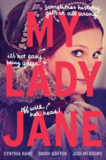My Lady Jane – Cynthia Hand [kindle] [mobi]