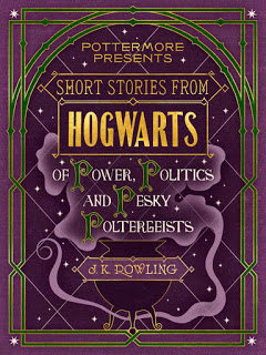 Short Stories From Hogwarts of Power, Politics and Pesky Poltergeists – J. K. Rowling [kindle] [mobi]
