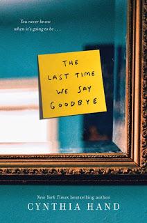 The Last Time We Say Goodbye – Cynthia Hand [kindle] [mobi]