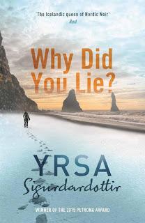 Why Did You Lie? – Yrsa Sigurdardottir [kindle] [mobi]