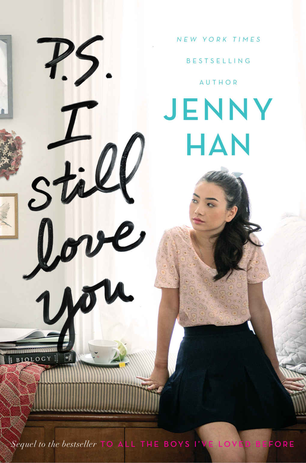 P.S. I Still Love You - Jenny Han [kindle] [mobi]