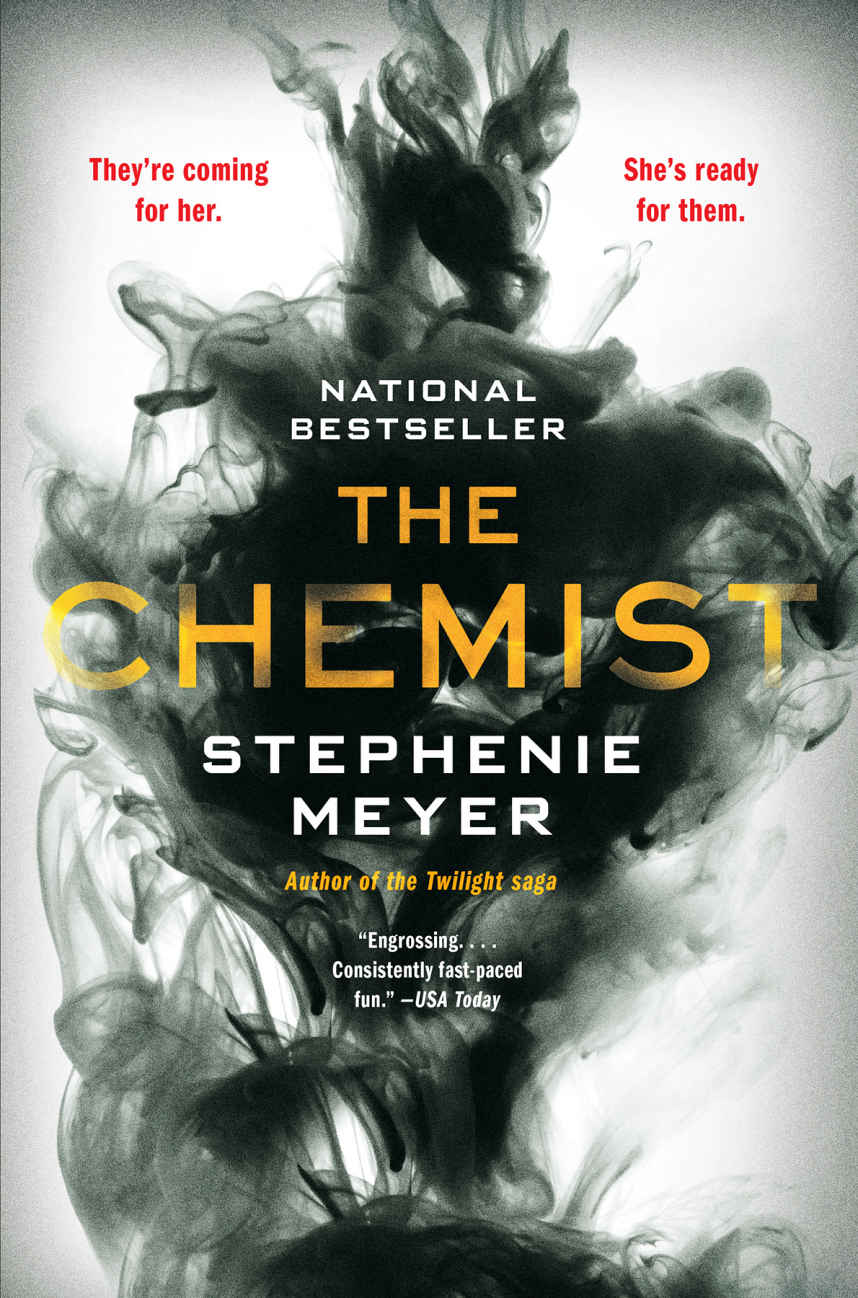 The Chemist - Stephenie Meyer [kindle] [mobi]