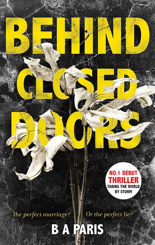Behind Closed Doors - B. A. Paris [kindle] [mobi]