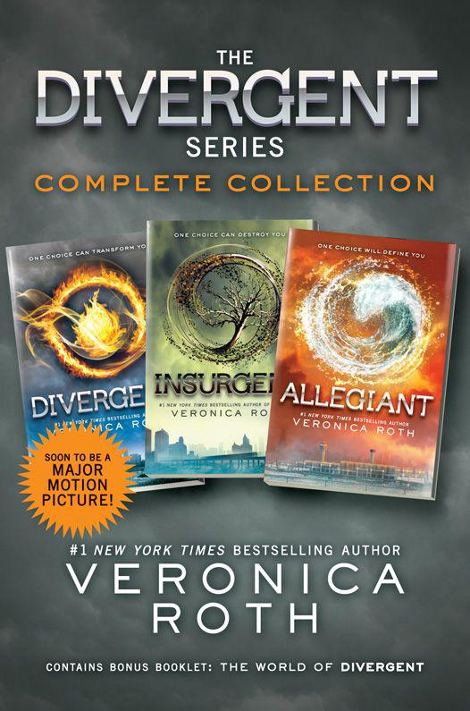 The divergent series complete collection veronica roth kindle mobi fandeluxe Gallery