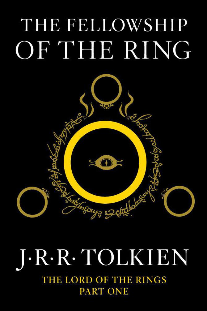 The Fellowship of the Ring - J. R. R. Tolkien [kindle] [mobi]