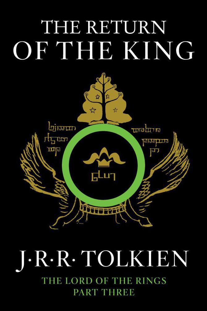 The Return of the King - J. R. R. Tolkien [kindle] [mobi]