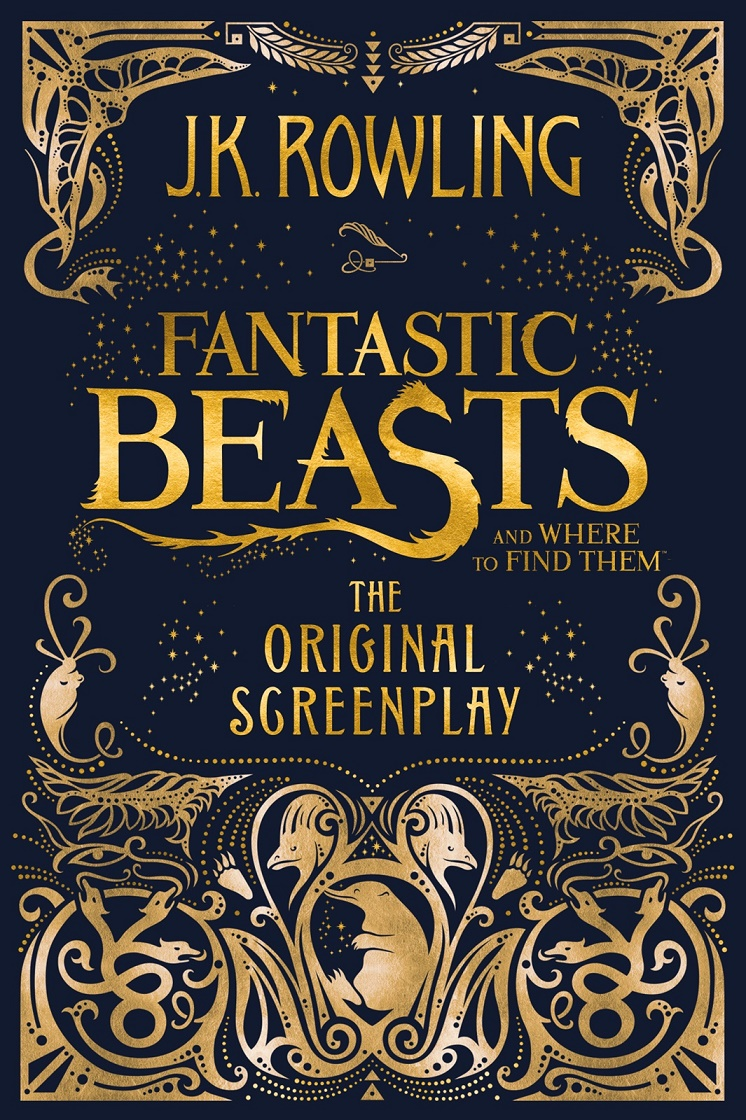 Fantastic Beasts and Where to Find Them - J. K. Rowling [kindle] [mobi]