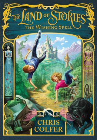 The Land of Stories: The Wishing Spell – Chris Colfer [kindle] [mobi]
