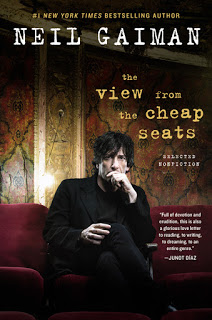 The View from the Cheap Seats – Neil Gaiman [kindle] [mobi]