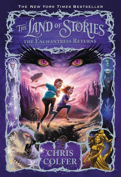 The Land of Stories: The Enchantress Returns - Chris Colfer [kindle] [mobi]