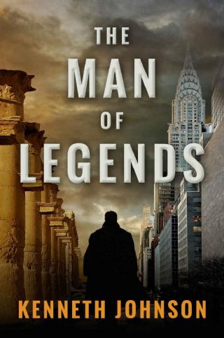 The Man of Legends – Kenneth Johnson [kindle] [mobi]