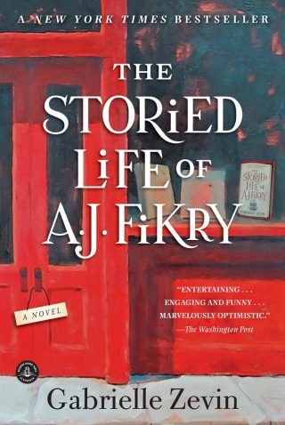 The Storied Life of A. J. Fikry: A Novel – Gabrielle Zevin [kindle] [mobi]