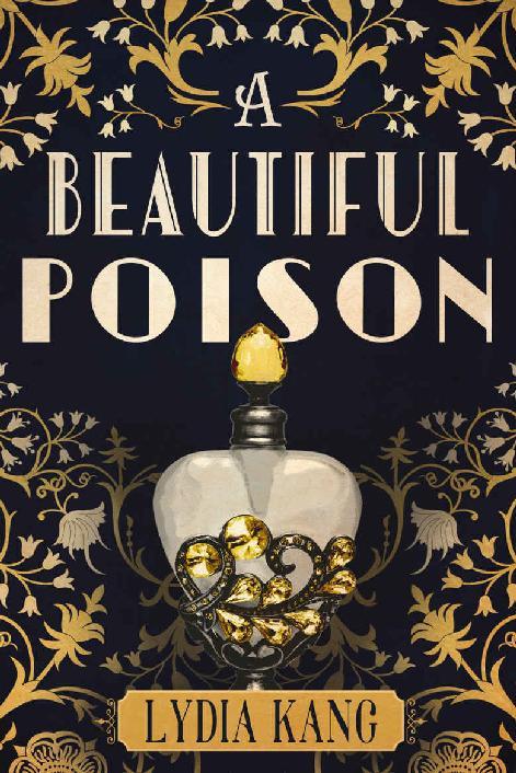 A Beautiful Poison - Lydia Kang [kindle] [mobi]