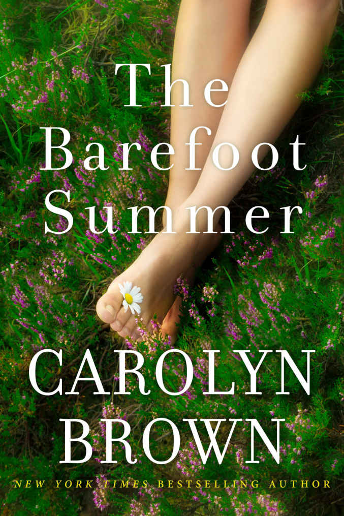 The Barefoot Summer - Carolyn Brown [kindle] [mobi]
