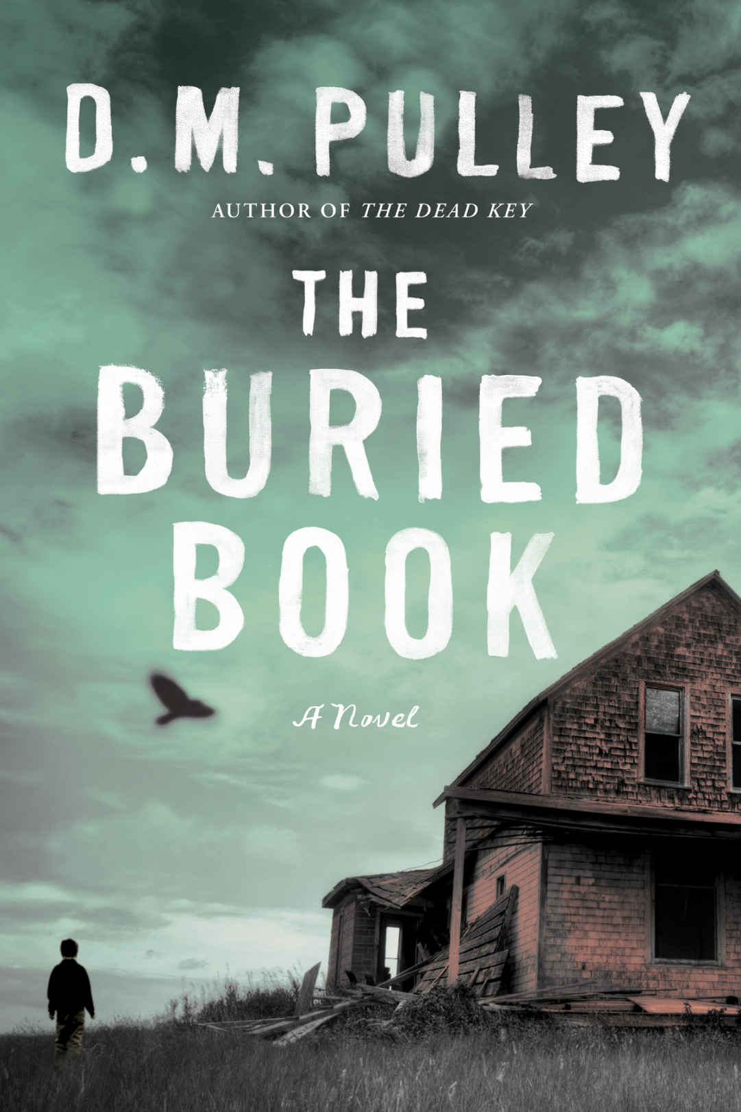 The Buried Book - D. M. Pulley [kindle] [mobi]
