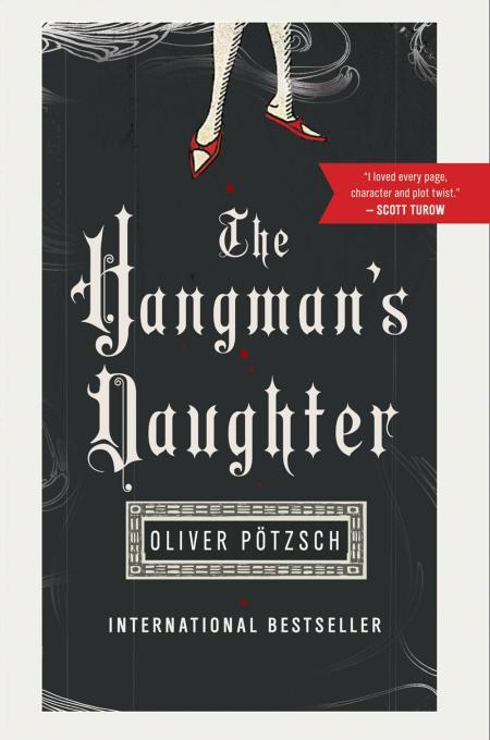 The Hangman's Daughter - Oliver Pötzsch [kindle] [mobi]