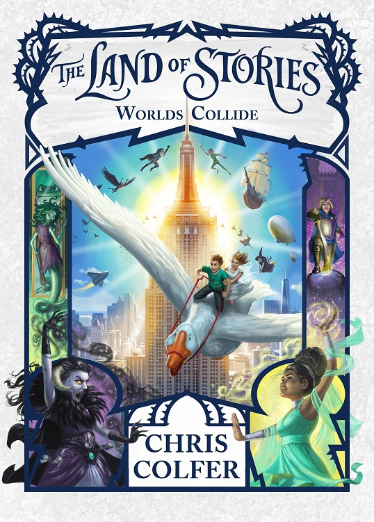 The Land of Stories: Worlds Collide - Chris Colfer [kindle] [mobi]