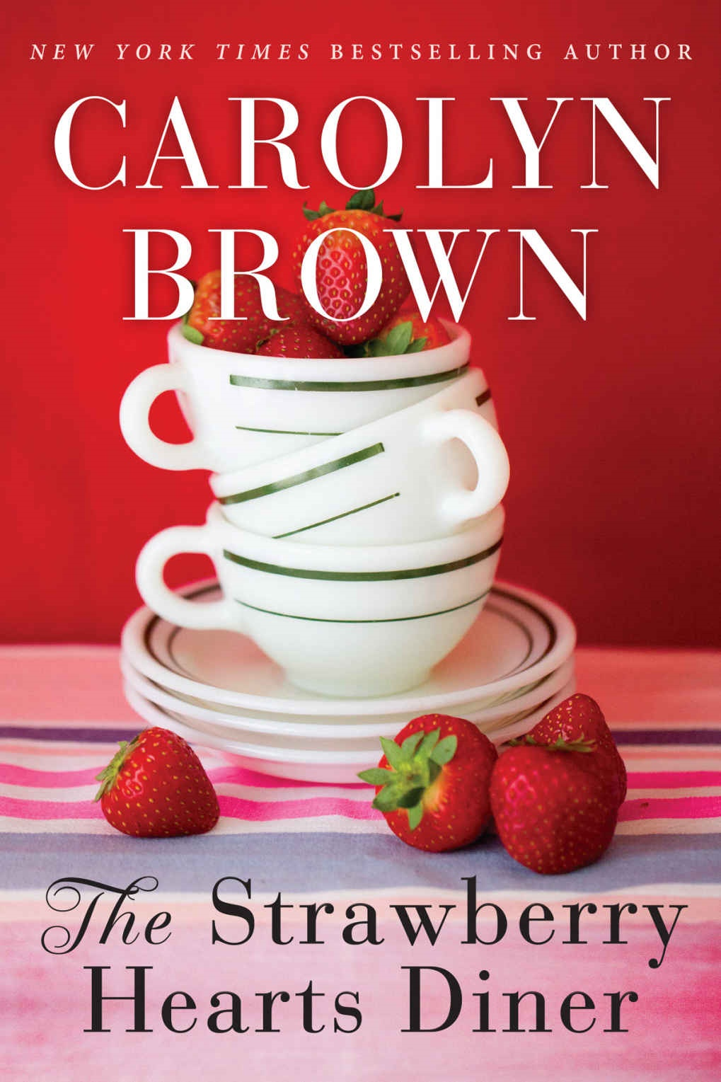 The Strawberry Hearts Diner - Carolyn Brown [kindle] [mobi]
