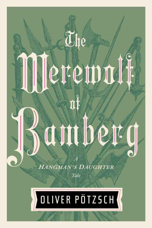 The Werewolf of Bamberg - Oliver Pötzsch [kindle] [mobi]
