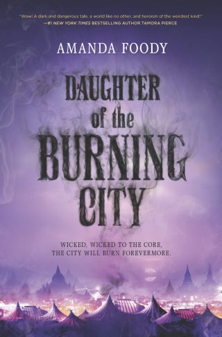 Daughter of the Burning City – Amanda Foody [kindle] [mobi]