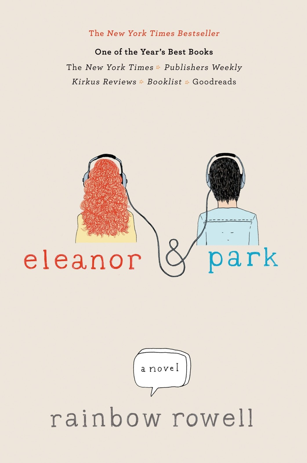 Eleanor & Park - Rainbow Rowell [kindle] [mobi]