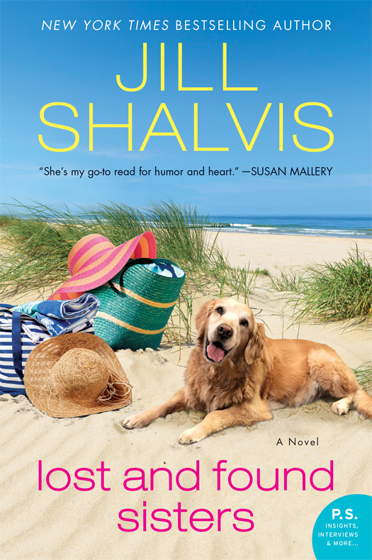 Lost and Found Sisters: A Novel - Jill Shalvis [kindle] [mobi]