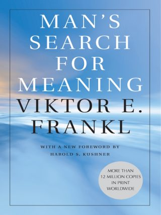 Man's Search for Meaning – Viktor E. Frankl [kindle] [mobi]