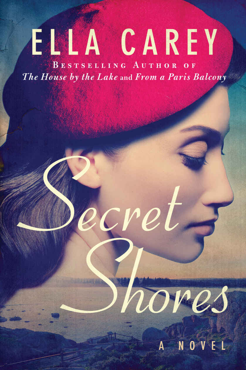 Secret Shores - Ella Carey [kindle] [mobi]