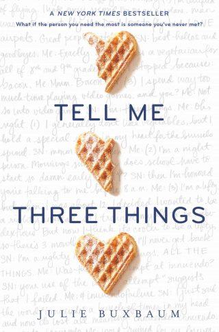 Tell Me Three Things – Julie Buxbaum [kindle] [mobi]