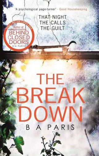 The Breakdown – B. A. Paris [kindle] [mobi]