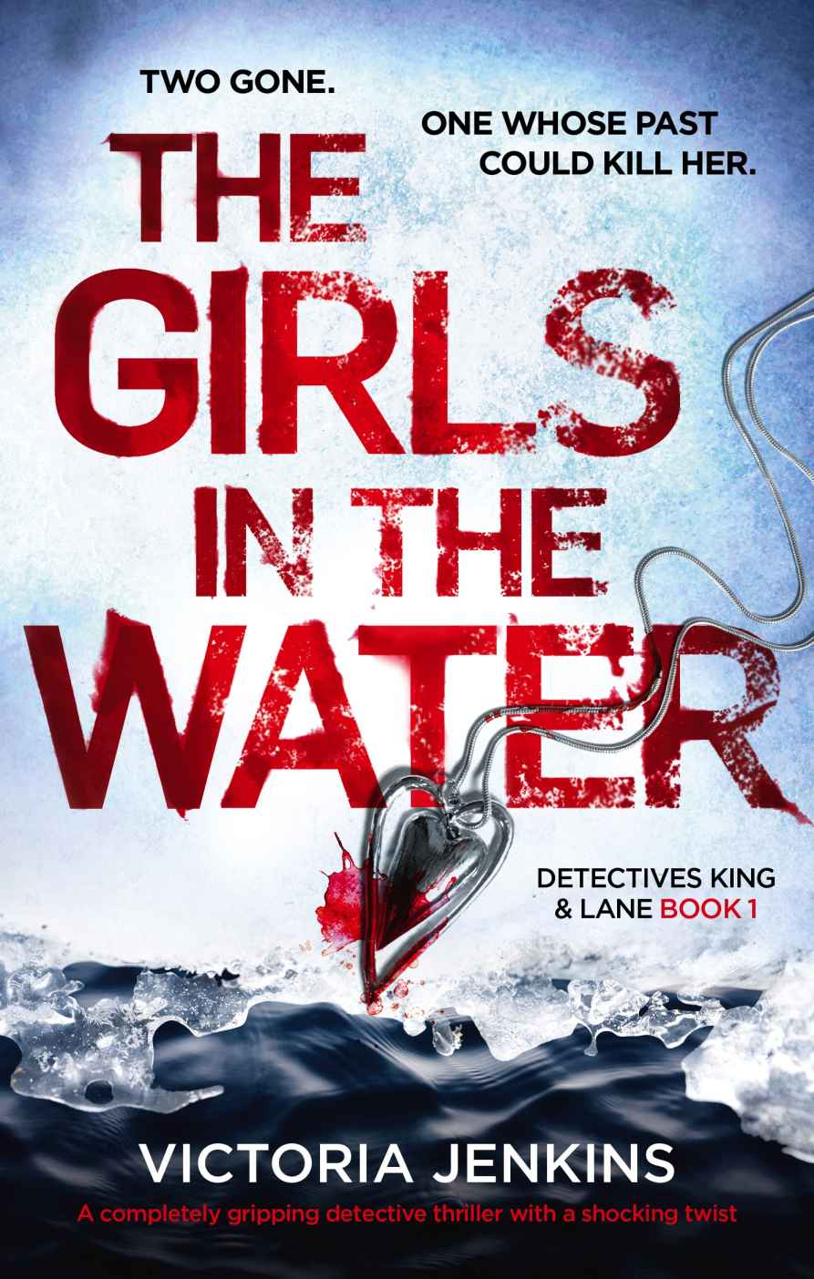 The Girls in the Water - Victoria Jenkins [kindle] [mobi]