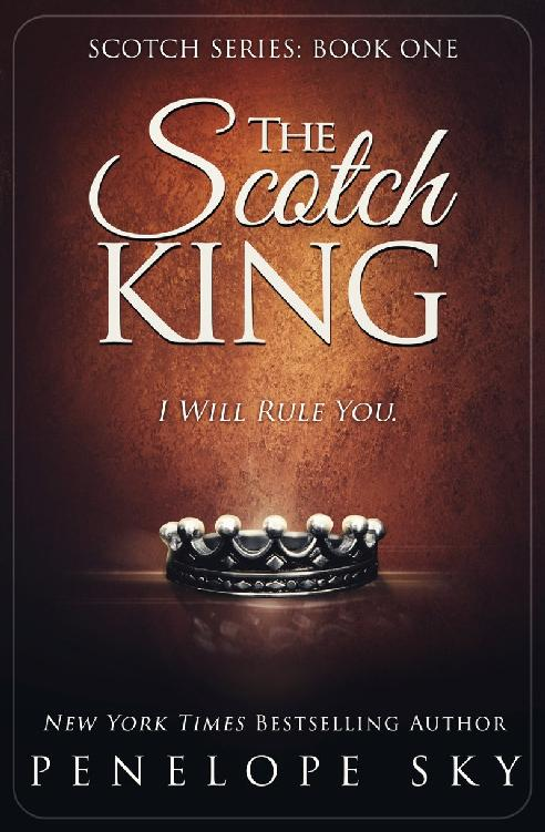 The Scotch King - Penelope Sky [kindle] [mobi]