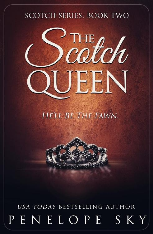 The Scotch Queen - Penelope Sky [kindle] [mobi]