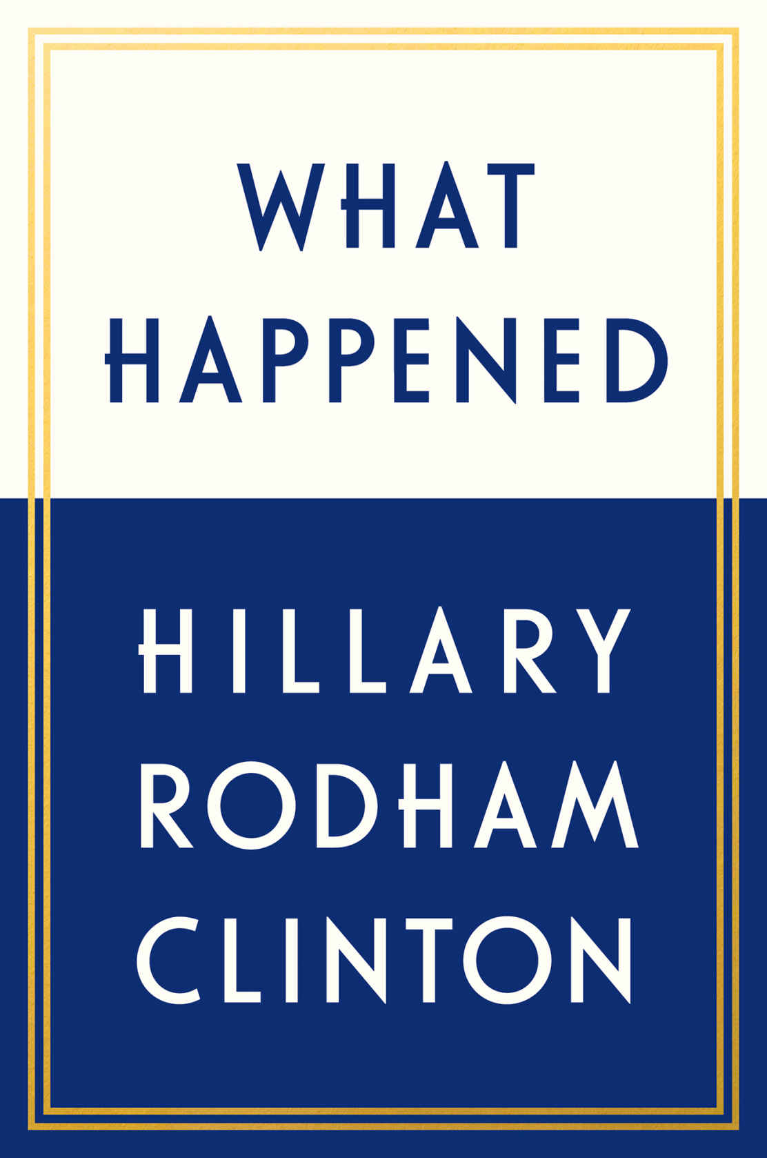 What Happened - Hillary Rodham Clinton [kindle] [mobi]