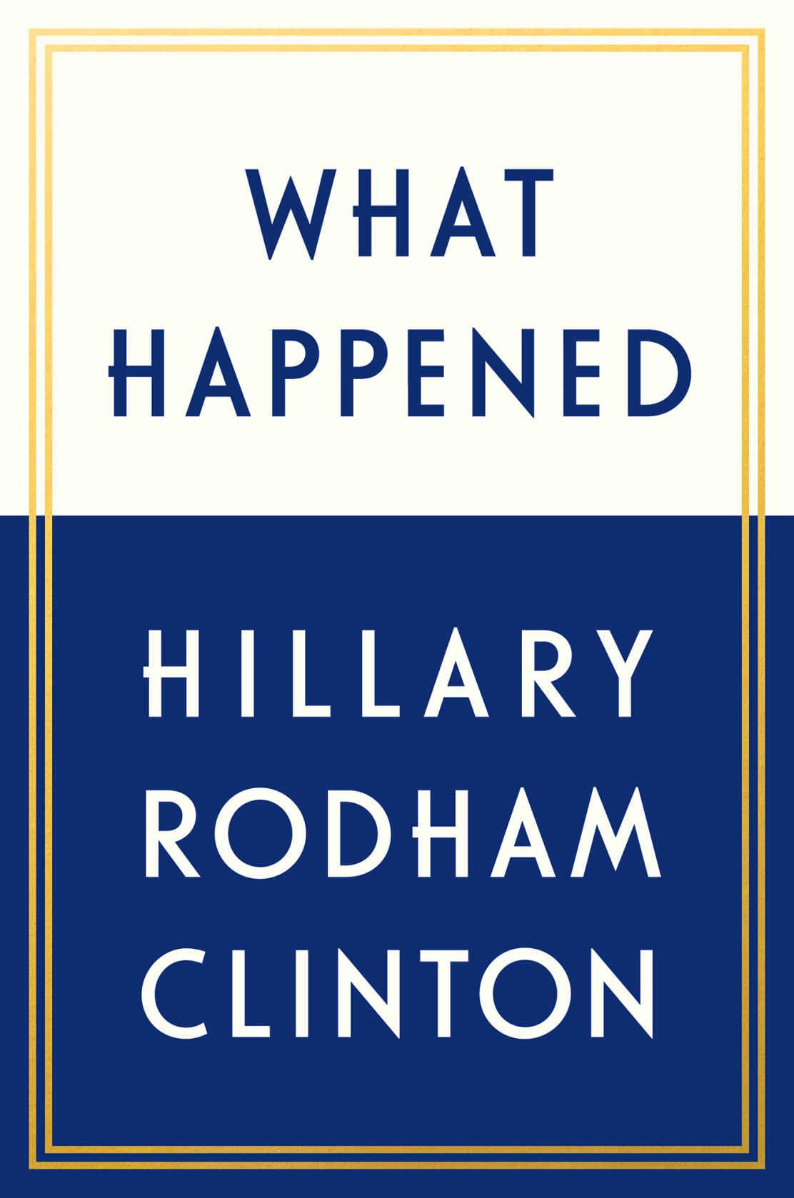 What Happened - Hillary Rodham Clinton [kindle] [mobi]