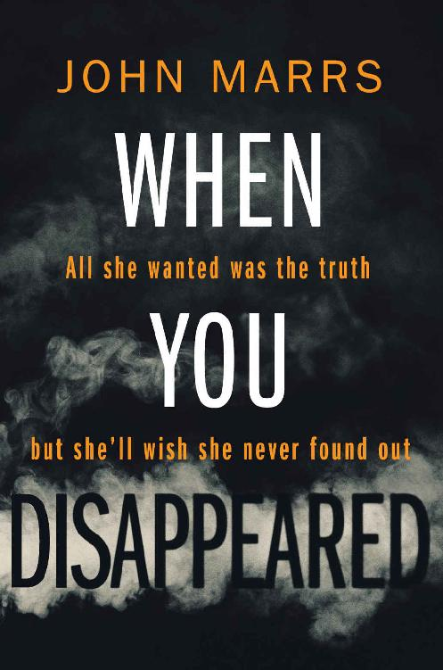 When You Disappeared - John Marrs [kindle] [mobi]