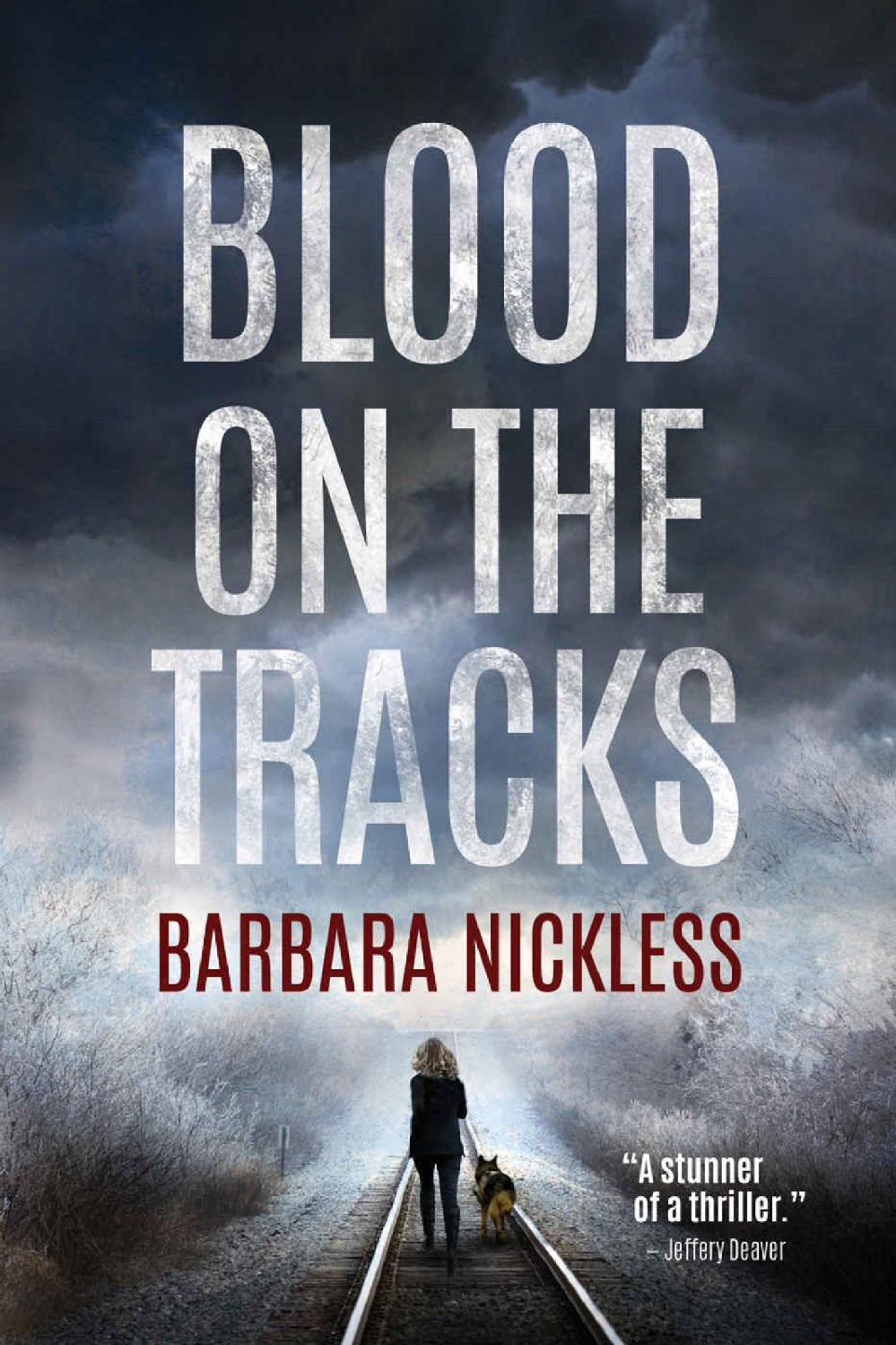 Blood on the Tracks - Barbara Nickless [kindle] [mobi]