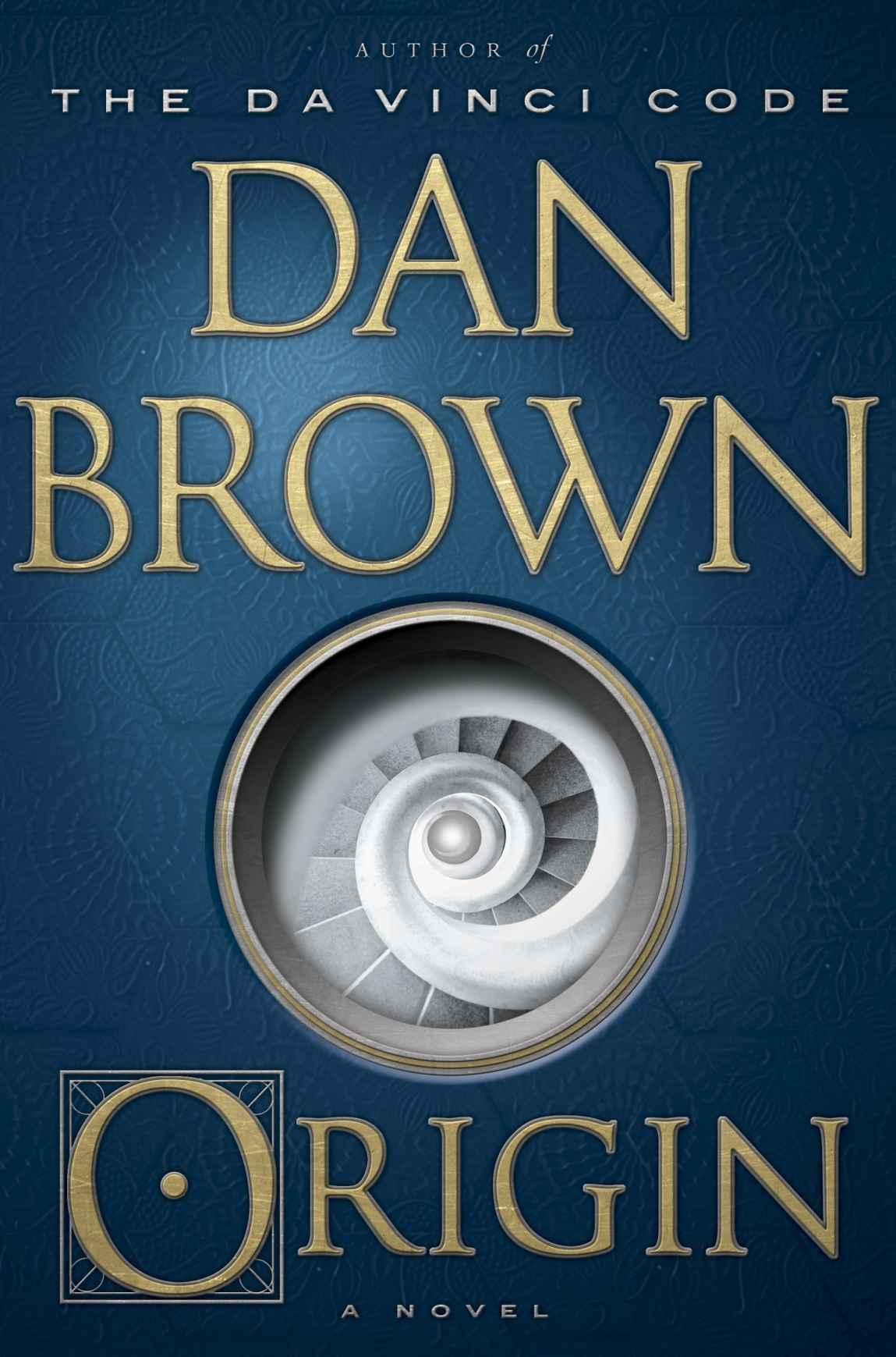Origin: A Novel - Dan Brown [kindle] [mobi]