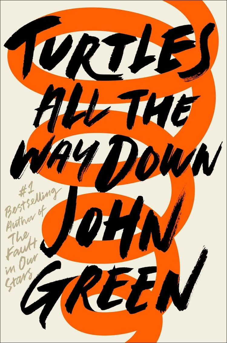 Turtles All the Way Down - John Green [kindle] [mobi]